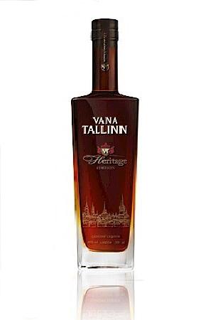 Liker Vanna Tallinn Heritage 40%, 0,5L, Estonija z dostavo v Sloveniji
