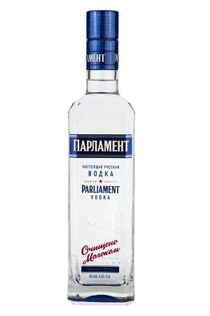 Водка Парламент, 0,5л. Россия с доставкой по Словении