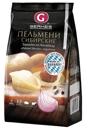 Pelmeni Sibirski svinsko in govejo meso 450g zamrznjeni izdelki z dostavo v Sloveniji