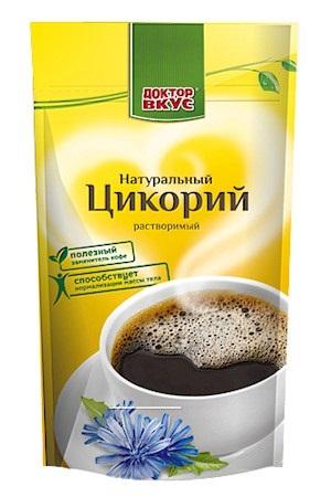 Instant napitek iz cikorije Doktor Vkus, 90g., Rusija z dostavo v Sloveniji