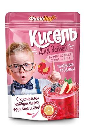 Kiselj Sadnji na naravni osnovi z vitamini z dostavo v Sloveniji