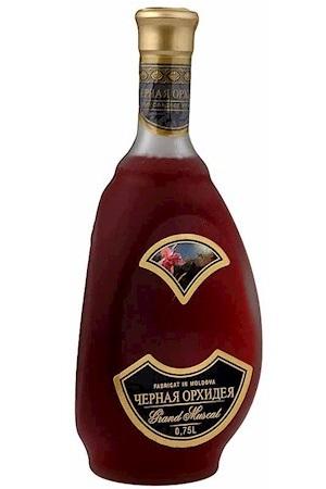 Vino Črna Orhideja rdeče p/sl 0,75l, 11%, Moldova z dostavo v Sloveniji