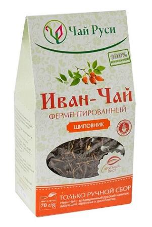 Иван-чай с шиповником, 70г. Россия с доставкой по Словении