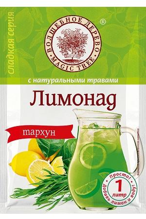 NARAVNA Instant limonada Tarhun (pehtran) 75g., Rusija z dostavo v Sloveniji