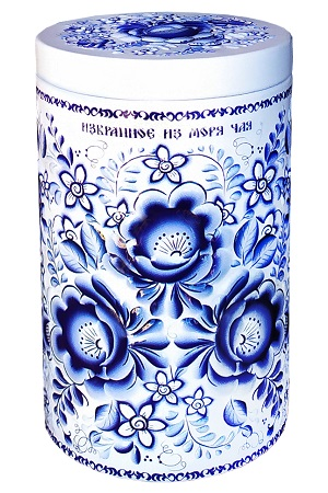 Čaj črni Box Ruski Vzorci, 50g z dostavo v Sloveniji