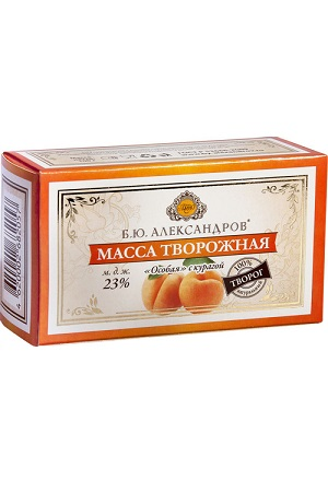 Skuta z marelico B.J. Aleksandrov, 100g Rusija z dostavo v Sloveniji