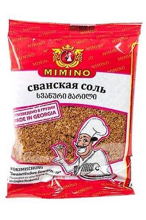 Сванская соль грузинская приправа, 80г. Грузия с доставкой по Словении