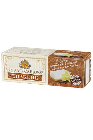 Skutni čizkejk v mlečni čokoladi B.J. Aleksandrov, 40g z dostavo v Sloveniji