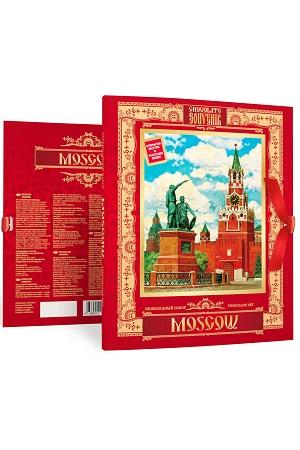 Čokoladni set Moskva Imperial, 200g Rusija z dostavo v Sloveniji