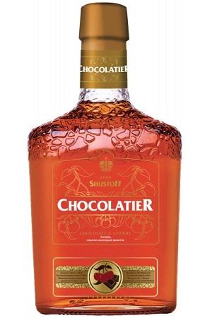 Liker Shustov Čokolada in Višnja, 30% Ukrajina, 0,5l z dostavo v Sloveniji