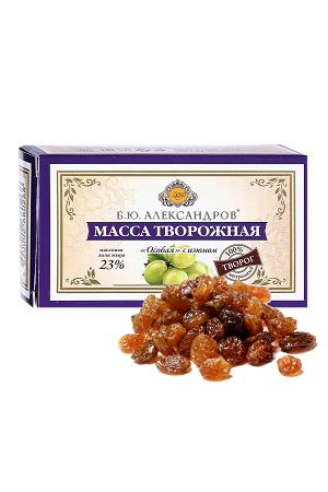 Skuta z rozinami B.J. Aleksandrov, 100g Rusija z dostavo v Sloveniji