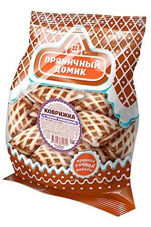 Medenjaki Kovrižki s črnim ribezom 300g Rusija z dostavo v Sloveniji