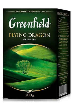 Čaj zeleni kitajski Flying Dragon Greenfild 200g. z dostavo v Sloveniji