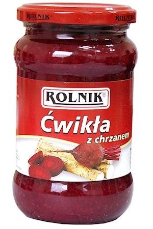 Хрен столовый со свеклой 370г., Польша с доставкой по Словении