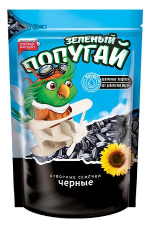 Семечки Зелёный попугай 300г. Россия с доставкой по Словении