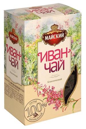 Иван-чай (Ozkolistno ciprje) классический, Майский 50г. Россия с доставкой по Словении