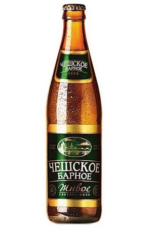 Pivo Češko svetlo živoje Trehsosensko, 4,5% 0,45L Rusija z dostavo v Sloveniji