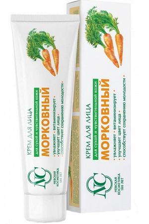 Крем для лица Невская Косметика Морковный с доставкой по Словении