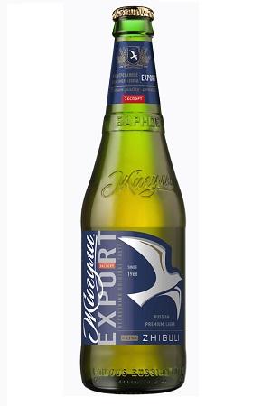 Пиво Жигули барное Экспортное 4,8%, 0,5л. Россия с доставкой по Словении