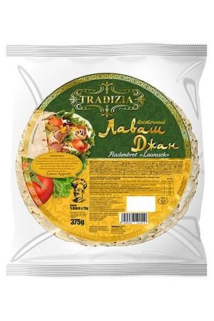 Lavaš, kruh 5 listov 375g zamrznjen Nemčija z dostavo v Sloveniji