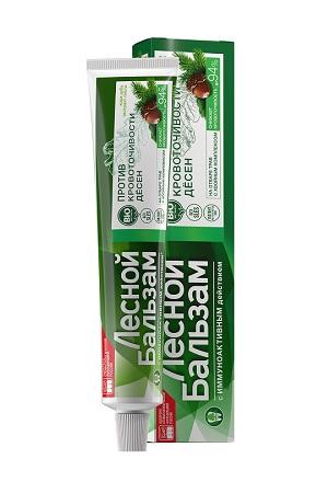 Profilaktična zobna pasta s hrastovo in jelkovo lubje. Lesnoj Balzam 75ml z dostavo v Sloveniji