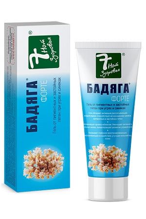 Badjaga Forte gel za kožo 75ml Rusija z dostavo v Sloveniji