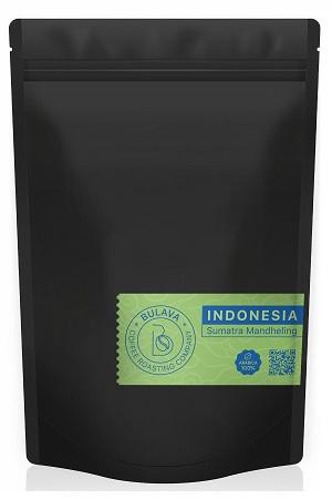 Кофе Indonesia Sumatra, 250г., Bulava Kavni Atelje с доставкой по Словении