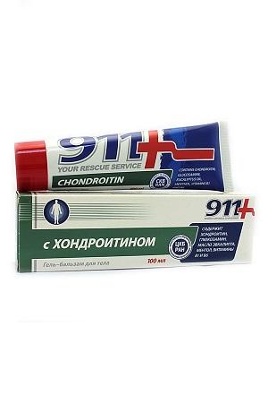 Гель-бальзам 911 с Хондроитином для тела, 100 мл с доставкой по Словении