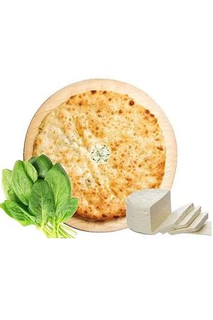 Osetinski pirog s sirom in špinačo 500g z dostavo v Sloveniji